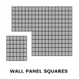 Wall Panel Squares